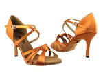 2791LEDSS Dark Tan Satin